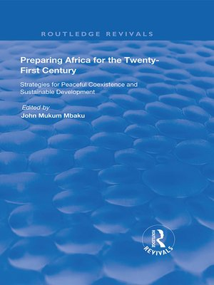 cover image of Preparing Africa for the Twenty-First Century