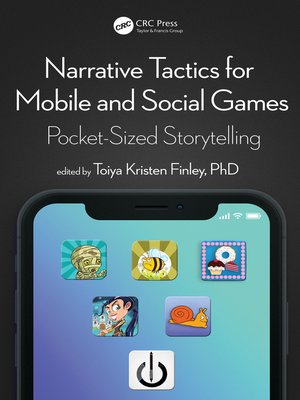 cover image of Narrative Tactics for Mobile and Social Games