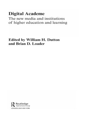 cover image of Digital Academe