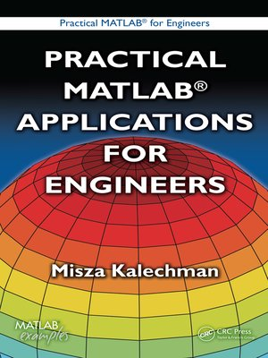 cover image of Practical MATLAB Applications for Engineers