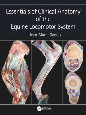 cover image of Essentials of Clinical Anatomy of the Equine Locomotor System