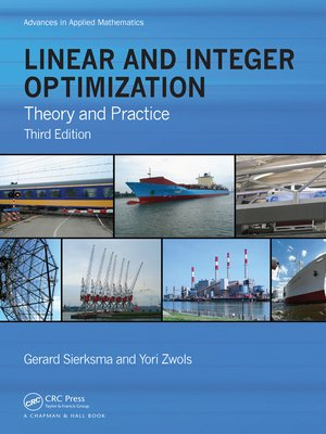 cover image of Linear and Integer Optimization