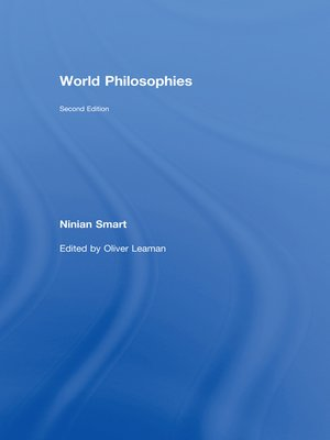 cover image of World Philosophies