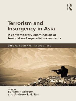 cover image of Terrorism and Insurgency in Asia
