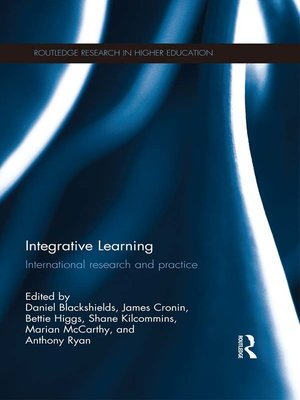 cover image of Integrative Learning