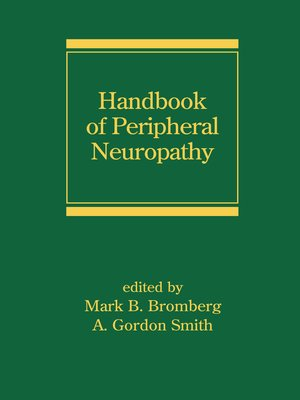 cover image of Handbook of Peripheral Neuropathy