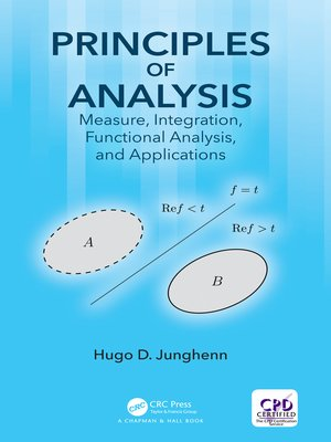 cover image of Principles of Analysis