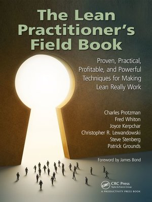 cover image of The Lean Practitioner's Field Book