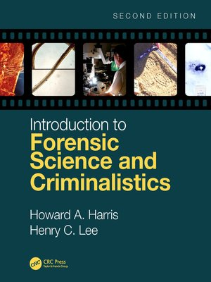 cover image of Introduction to Forensic Science and Criminalistics