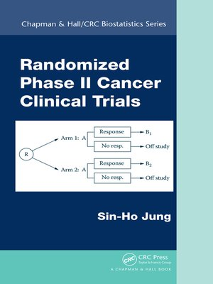cover image of Randomized Phase II Cancer Clinical Trials