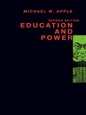 cover image of Education and Power