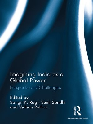 cover image of Imagining India as a Global Power