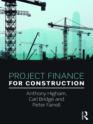 cover image of Project Finance for Construction