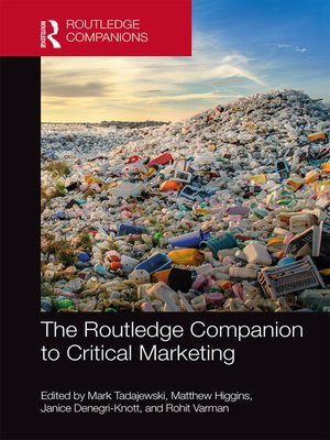cover image of The Routledge Companion to Critical Marketing