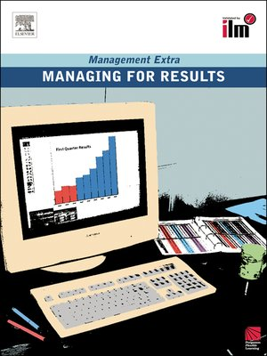 cover image of Managing for Results Revised Edition