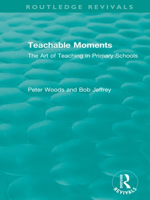 cover image of Teachable Moments