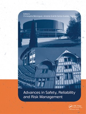 cover image of Advances in Safety, Reliability and Risk Management
