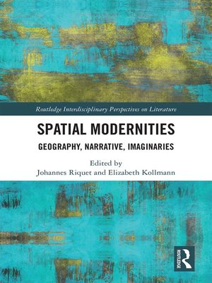 cover image of Spatial Modernities