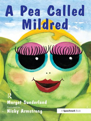 cover image of A Pea Called Mildred