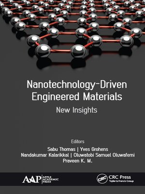 cover image of Nanotechnology-Driven Engineered Materials