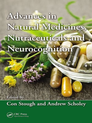 cover image of Advances in Natural Medicines, Nutraceuticals and Neurocognition