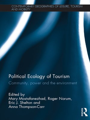 cover image of Political Ecology of Tourism