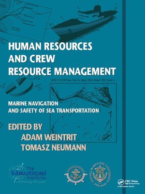 cover image of Human Resources and Crew Resource Management