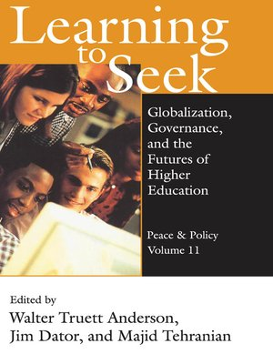 cover image of Learning to Seek