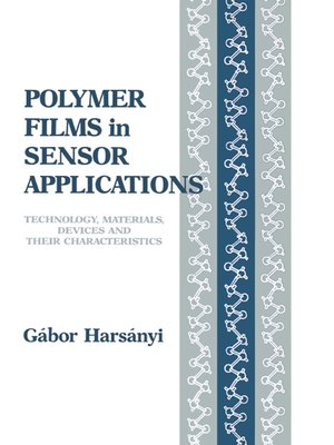 cover image of Polymer Films in Sensor Applications