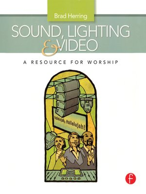 cover image of Sound, Lighting and Video