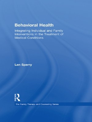 cover image of Behavioral Health