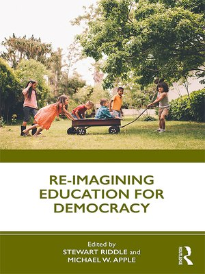 cover image of Re-imagining Education for Democracy
