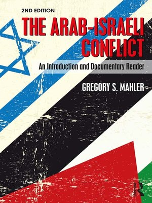 cover image of The Arab-Israeli Conflict