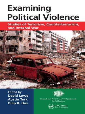 cover image of Examining Political Violence