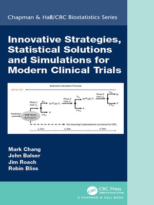 cover image of Innovative Strategies, Statistical Solutions and Simulations for Modern Clinical Trials