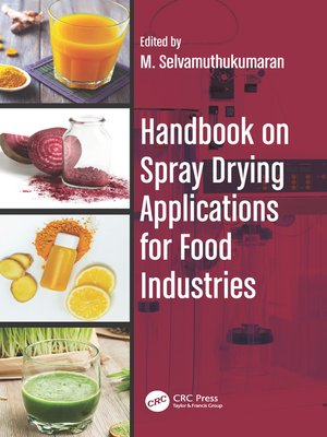 cover image of Handbook on Spray Drying Applications for Food Industries