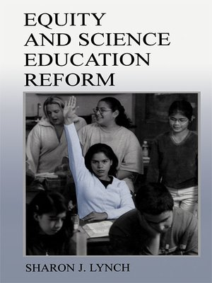 cover image of Equity and Science Education Reform