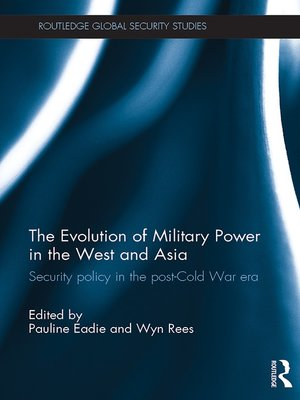 cover image of The Evolution of Military Power in the West and Asia