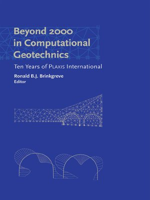 cover image of Beyond 2000 in Computational Geotechnics