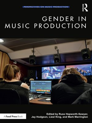 cover image of Gender in Music Production