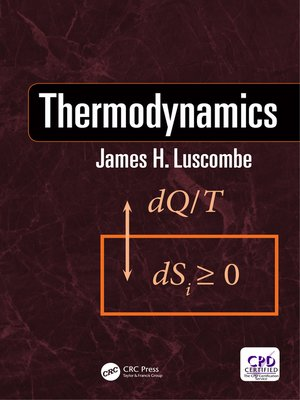 cover image of Thermodynamics