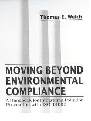 cover image of Moving Beyond Environmental Compliance