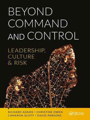 cover image of Beyond Command and Control