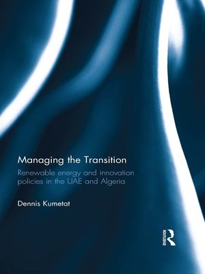 cover image of Managing the Transition