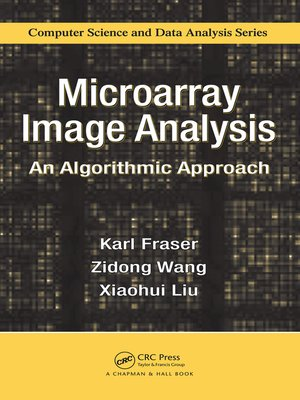 cover image of Microarray Image Analysis