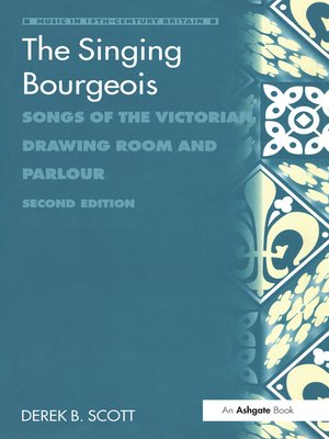 cover image of The Singing Bourgeois