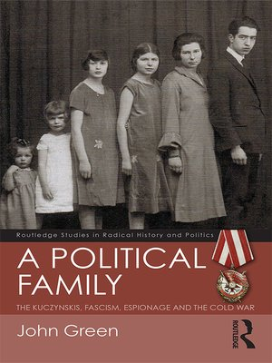 cover image of A Political Family