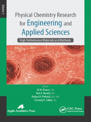 cover image of Physical Chemistry Research for Engineering and Applied Sciences, Volume Three