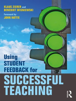 cover image of Using Student Feedback for Successful Teaching