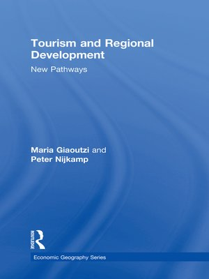 cover image of Tourism and Regional Development